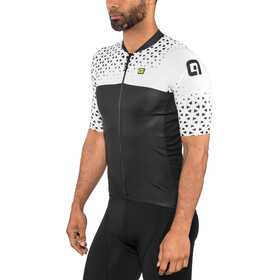 Alé Cycling Solid Climb SS Jersey Herre white-black